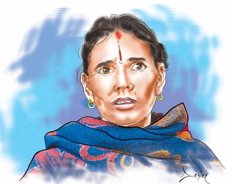 Durga Devi in digital violence maelstrom