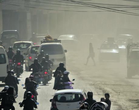 Officials clueless as dust crisis worsens