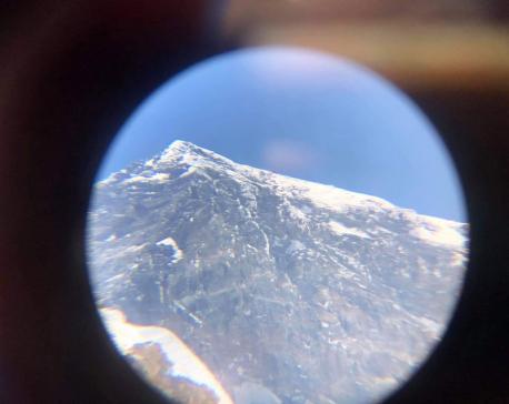 Over 150 climbers scale Sagarmatha