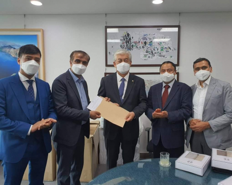 South Korea to provide medical supplies worth Rs 23.2 million to Nepal