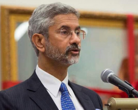 India is not countering China's influence in Nepal, says Jaishankar