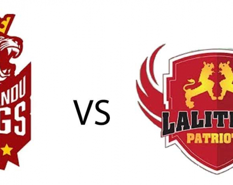 Lalitpur Patriots win by seven wickets