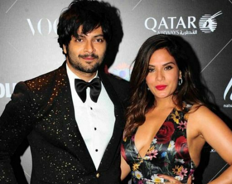 Richa Chadha and Ali Fazal register themselves for wedding