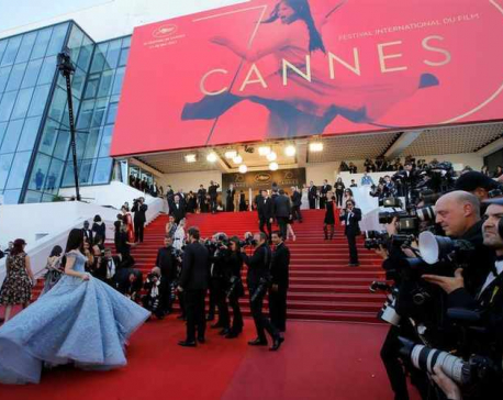 Will only cancel Cannes if coronavirus outbreak worsens: festival prez