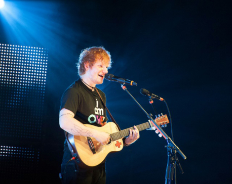 Ed Sheeran gets cameo role in GoT