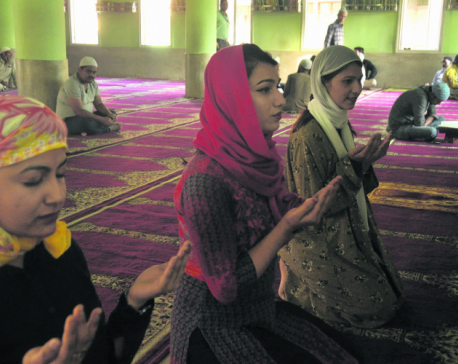 Eid highlights Nepal's religious tolerance