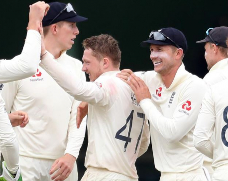 Bess takes five wickets as England continue to dominate