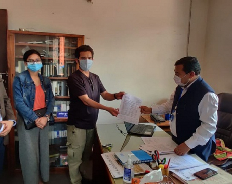 Enough is Enough Campaign files complaint against Health Minister Dhakal, officials at CIAA