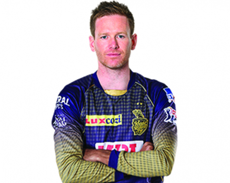 England's Morgan takes over as Kolkata captain in IPL
