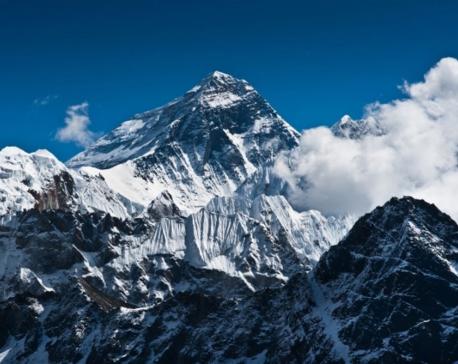 As many as 170 climbers conquer Sagarmatha this season