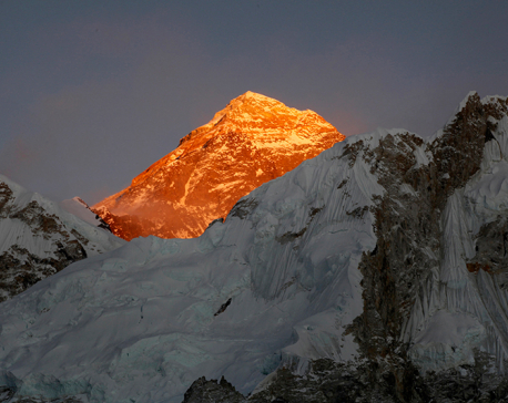 This year's climbing season ends, 500 climbers ascend tallest peak