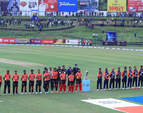 Kathmandu Kings XI beat Lalitpur Patriots in the first match of EPL 2021