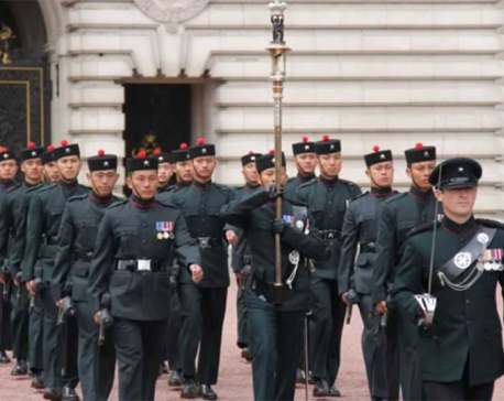 Ex- British Gurkha soldiers' demands being met