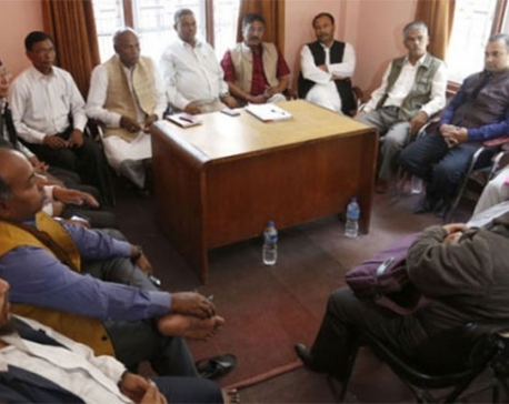 UDMF to remain in  opposition until statute  amendment bill registered
