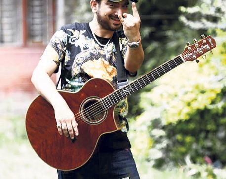 Nabin K Bhattrai releases 'Anidho Bhaee Raat'