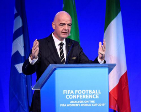 Time to punish racists, FIFA chief tells Italian football authorities