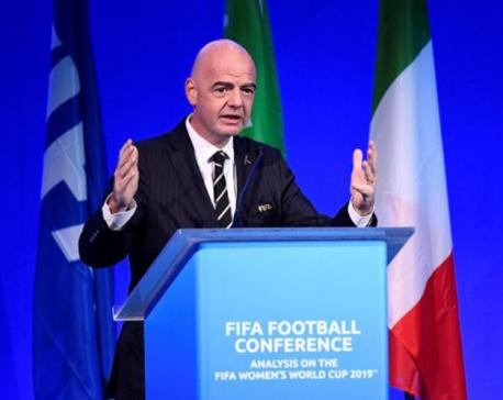 Time to punish racists, FIFA chief tells Italian football authorities