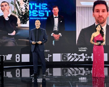 Lewandowski beats Messi and Ronaldo to FIFA Best Player Award