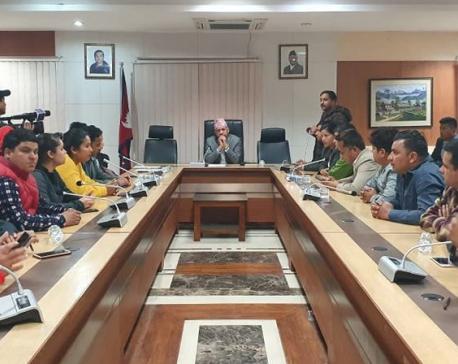 Govt to hold decisive talks with India over Kalapani, says FM Gyawali
