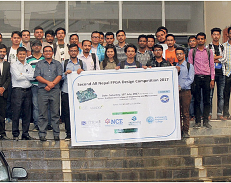 2nd All Nepal FPGA Design Competition 2017 concludes