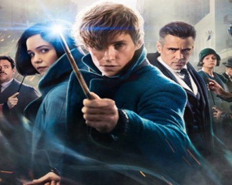 'Fantastic Beasts & Where to Find Them 2' begins shoot