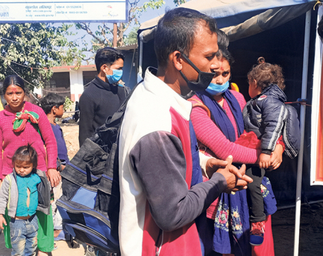 Lack of employment at home forces Nepalis to return India even in the midst of COVID-19 pandemic