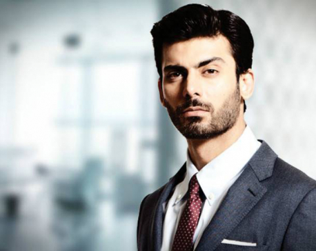 No intimate scenes yet: Fawad Khan