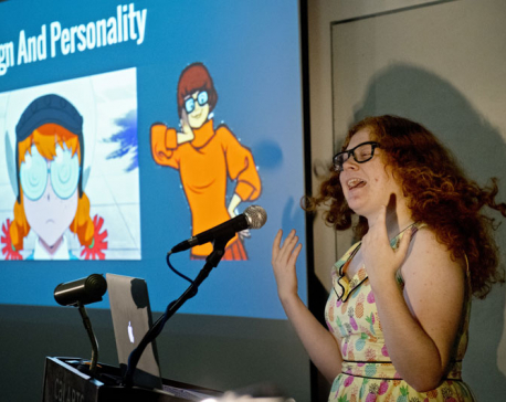 No more nerds, sex bombs: Female animators draw away clichés