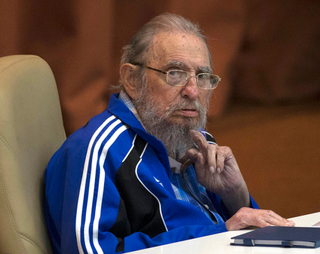 President, PM express deep grief over demise of Fidel Castro