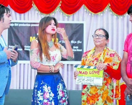 Director Giri's 'Mad Love'