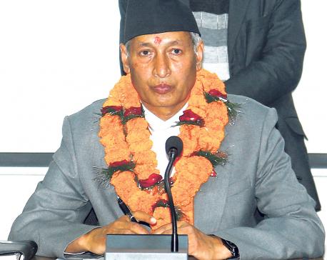 Nation facing economic crisis ahead, says FM Khatiwada