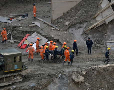 Himalayan rescuers recover more bodies as flash flood death toll rises to 50
