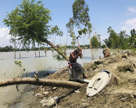 South Asia counts losses from devastating monsoon floods