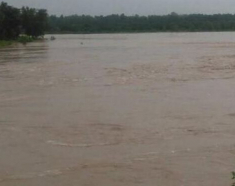 36 houses in Chame at risk, settlements inundated
