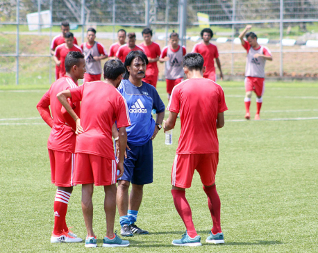 ANFA picks 27 players for closed-camp