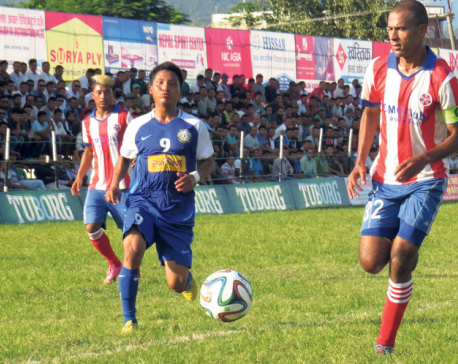 Sankata shoots Jhapa out for semifinal spot