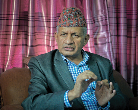 The govt is not sleeping: Foreign Minister Gyawali