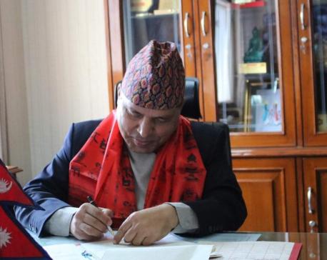 Bharat Raj Paudyal is new foreign secretary