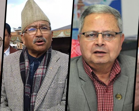 PM Oli failed to respect apex court verdict to reinstate parliament, claim four former chief justices