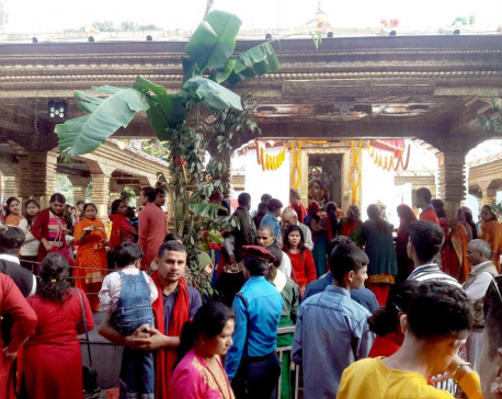 Phulpati being observed today