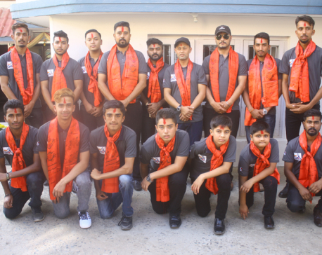 Great Himalayan Cricket Academy heads Dhaka for BKSP Cup