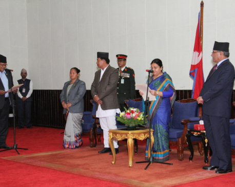 Govt secures position with Gachchhadar in cabinet