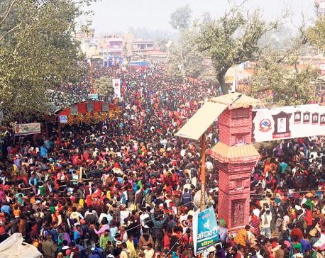 Over 1.5 million converge for Gadhimai Mela