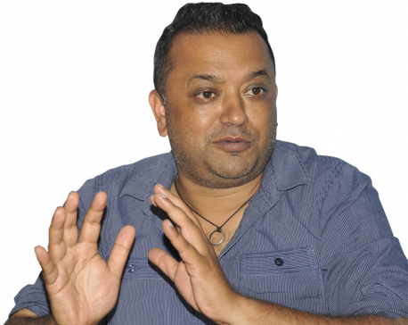Gagan Thapa to be NC spokesman