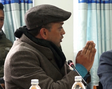 Questions raised on autonomy of universities due to recent amendment on act: MP Thapa (with video)