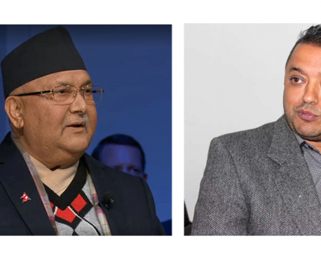 NC lawmaker Gagan Thapa has 11 questions to PM Oli