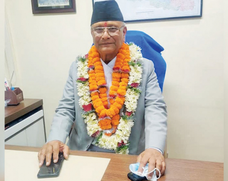 PM Deuba approves resignation of Industry Minister Hamal