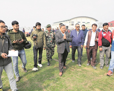 Gandaki CM assures budget for SAG