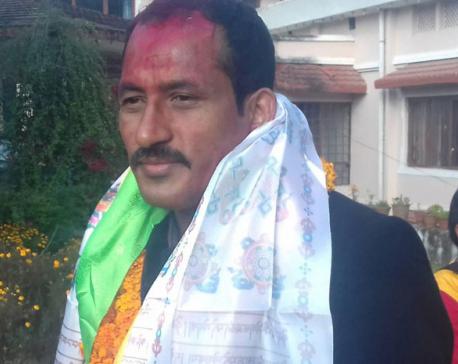 NC fields Gangster Ganesh Lama from Kavre-1 (b)