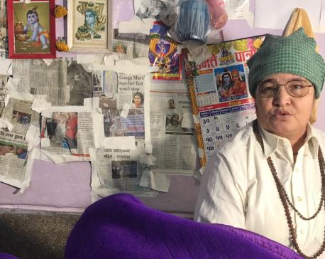 Ganga Maya warns of fresh fast-unto-death